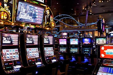 Vecchie slot machine 222675