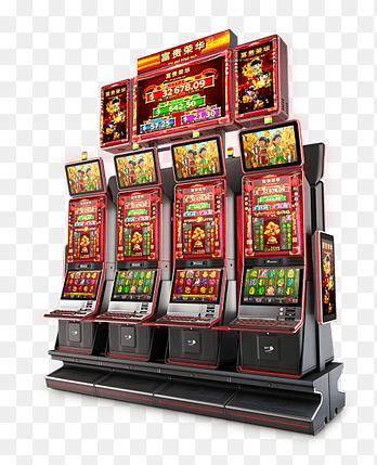 Vecchie slot machine 710 634472